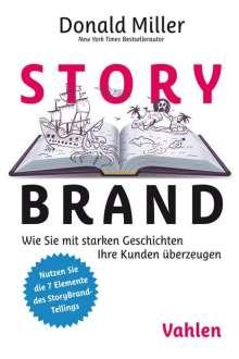 Donald Miller: StoryBrand, Buch