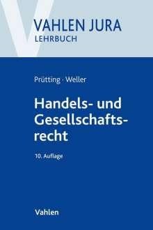 Günter H. Roth: Handels- und Gesellschaftsrecht, Buch