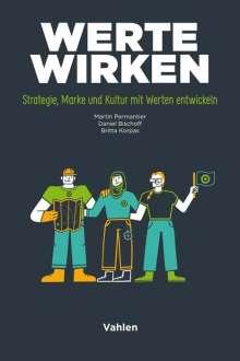 Martin Permantier: Werte wirken, Buch