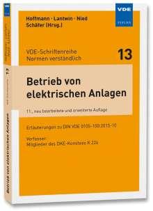 DKE-Komitee K 224: Betrieb von elektrischen Anlagen, Buch