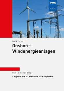 Frank Fischer: Onshore-Windenergieanlagen, Buch