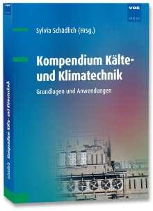 Kompendium Kälte- und Klimatechnik, Buch