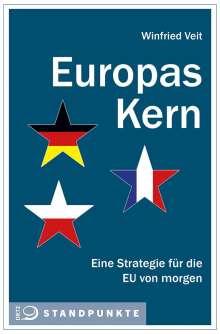 Winfried Veit: Europas Kern, Buch