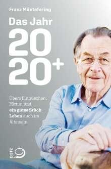 Franz Müntefering: Zwanzigzwanzig plus, Buch