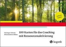 Uta Deppe-Schmitz: 100 Karten für das Coaching mit Ressourcenaktivierung, Buch