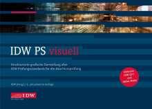 IDW PS visuell, Buch