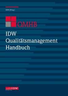 IDW Qualitätsmanagement Handbuch (QMHB), Buch