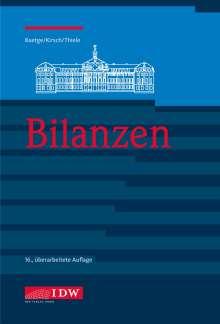 Jörg Baetge: Bilanzen, Buch