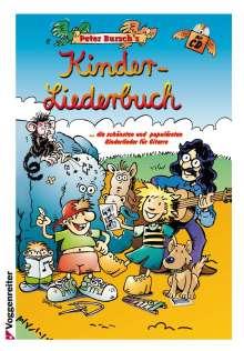 Peter Bursch: Peter Bursch's Kinder-Liederbuch, Noten