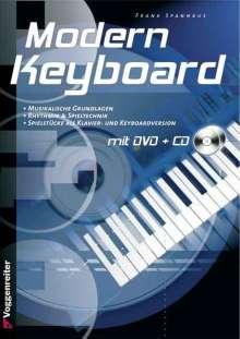 Fiebelkorn: Modern Keyboard. Mit CD und DVD-Video, Noten