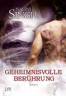 Nalini Singh: Geheimnisvolle Berührung, Buch