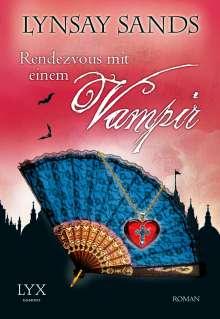 Lynsay Sands: Rendezvous mit einem Vampir, Buch