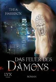 Thea Harrison: Das Feuer des Dämons, Buch