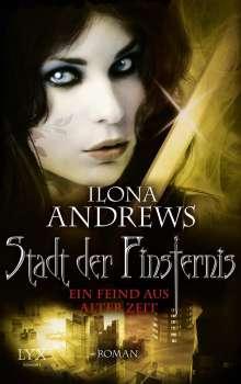 Ilona Andrews: Stadt der Finsternis, Buch