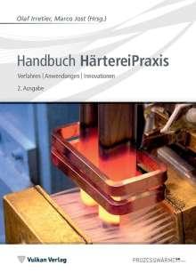 Handbuch HärtereiPraxis, Buch