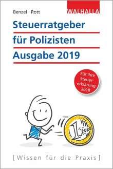 Wolfgang Benzel: Steuerratgeber für Polizisten, Buch