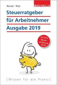 Wolfgang Benzel: Steuerratgeber für Arbeitnehmer, Buch
