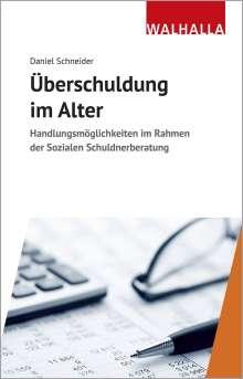 Daniel Schneider: Überschuldung im Alter, Buch