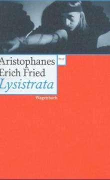 Aristophanes: Lysistrata, Buch