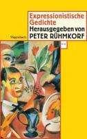 Expressionistische Gedichte, Buch
