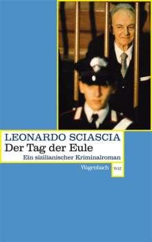 Leonardo Sciascia: Tag der Eule, Buch