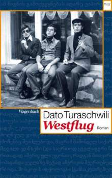 Dato Turaschwili: Westflug, Buch