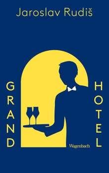 Jaroslav Rudis: Grand Hotel, Buch