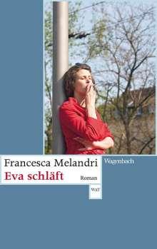 Francesca Melandri: Eva schläft, Buch