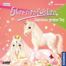 Linda Chapman: Sternenfohlen 4: Saphiras großer Tag (Audio-CD), CD