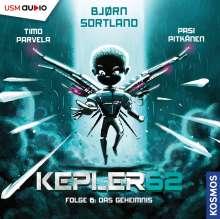 Bjørn Sortland: Kepler62 (06) Das Geheimnis, 2 CDs