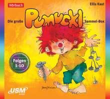 Ellis Kaut: Die große Pumuckl Sammel-Box, 10 CDs