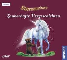 Linda Chapman: Sternenschweif - Zauberhafte Tiergeschichten, CD