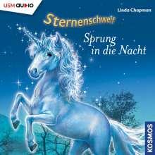 Linda Chapman: Sternenschweif 02. Sprung in die Nacht, CD