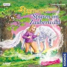 Linda Chapman: Sternenschweif 11. Spuren im Zauberwald, CD