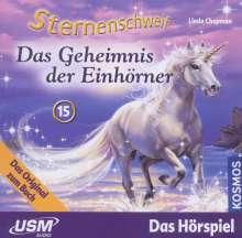 Linda Chapman: Sternenschweif 15: Das Geheimnis der Einhörner, CD