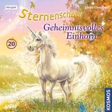 Linda Chapman: Sternenschweif 20: Geheimnisvolles Einhorn, CD