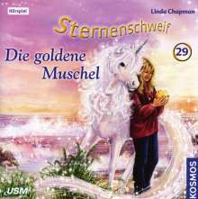 Linda Chapman: Sternenschweif 29: Die goldene Muschel, CD