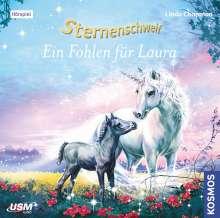 Linda Chapman: Sternenschweif 40: Ein Fohlen für Laura (Audio-CD), CD