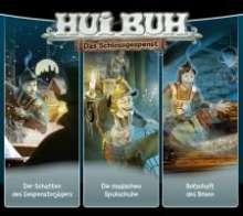 HUI BUH neue Welt Box 02. Spukbox, 3 CDs