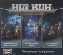Eberhard Alexander-Burgh: Hui Buh Neue Welt - Spukbox 5, 3 CDs