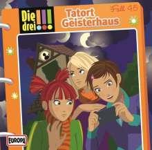 Maja von Vogel: Die drei !!! 45: Tatort Geisterhaus, CD