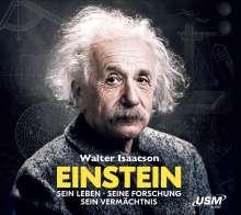 Einstein - Sein Leben Seine Forschung Sein Vermäch, 4 CDs