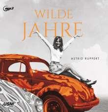 Astrid Ruppert: Wilde Jahre, 2 CDs