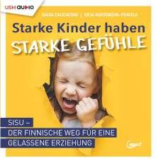 Starke Kinder Haben Starke Gefühle, MP3-CD