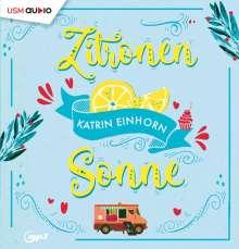 Zitronensonne, MP3-CD