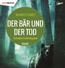 Der Bär Und Der Tod, 2 MP3-CDs