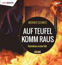 Auf Teufel Komm Raus, 2 MP3-CDs