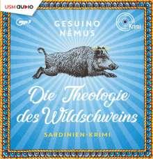 Die Theologie Des Wildschweins, MP3-CD