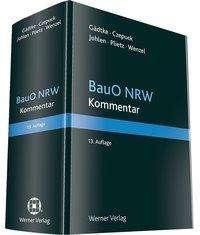 Wolfgang Hanne: Gädtke, BauO NRW - Kommentar, Buch