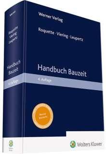 Handbuch Bauzeit, Buch